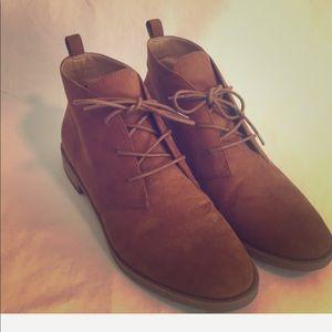 Franco Sarto Chukka Boots